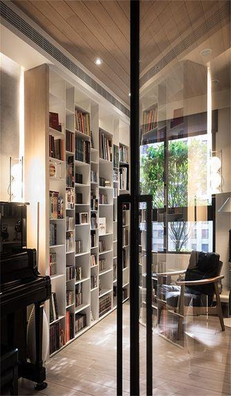 110平米四室一厅其他风格书房效果图