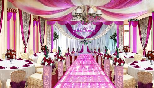 举办婚礼的流程安排