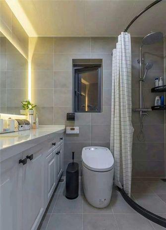 100平米三室两厅北欧风格卫生间装修案例