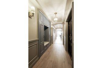 140平米四室四厅美式风格玄关图片大全