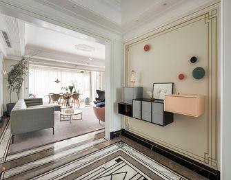 140平米四室四厅新古典风格玄关装修图片大全