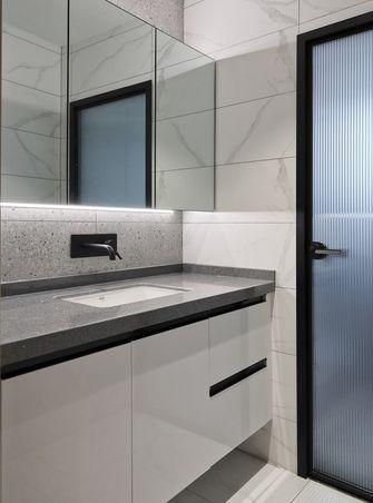 140平米三室两厅日式风格卫生间设计图