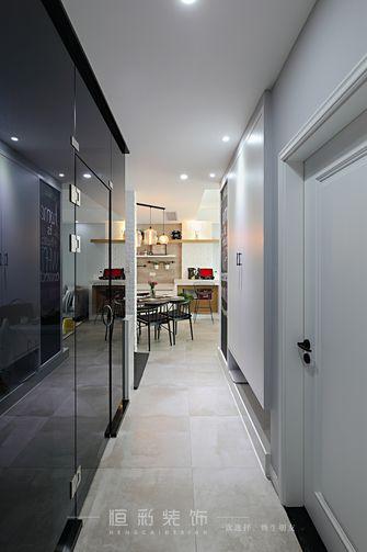 80平米三室两厅北欧风格走廊设计图