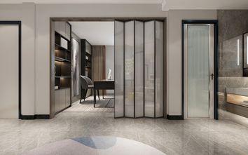 140平米四室四厅现代简约风格书房图片