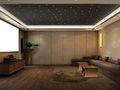 140平米别墅其他风格影音室图