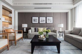 120平米三室两厅北欧风格客厅装修案例