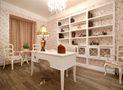 富裕型90平米三室两厅田园风格梳妆台装修效果图