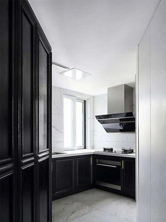 110平米法式风格厨房装修效果图