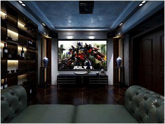 140平米三新古典风格影音室装修效果图