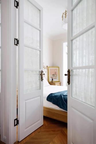 30平米小户型法式风格卧室图
