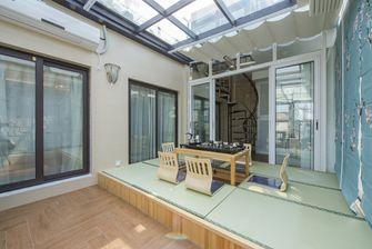 20万以上140平米别墅新古典风格阳光房装修效果图