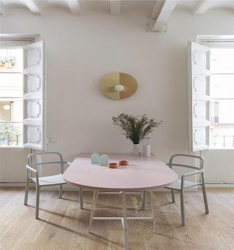 60平米公寓欧式风格餐厅图片