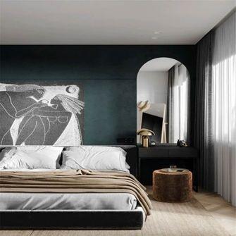 70平米一室一厅现代简约风格卧室装修案例