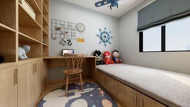 100平米日式风格儿童房装修案例