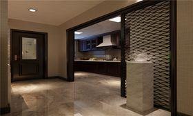 富裕型140平米三室兩廳中式風格廚房圖