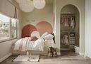 110平米三室一厅宜家风格儿童房装修案例