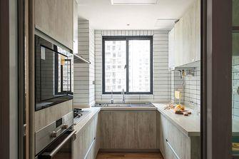 90平米三室两厅日式风格厨房图片