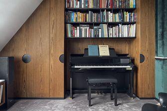 70平米新古典风格书房设计图