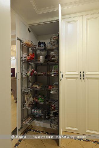 富裕型130平米三室两厅美式风格储藏室图片大全