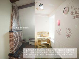 经济型80平米三室两厅美式风格楼梯图片