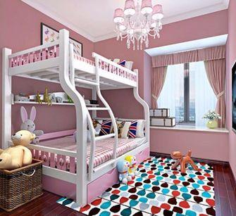 80平米混搭风格儿童房装修案例