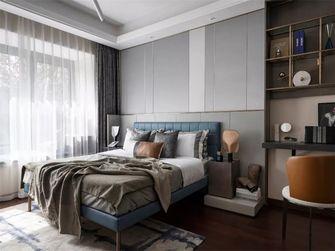 100平米三室三厅法式风格卧室欣赏图
