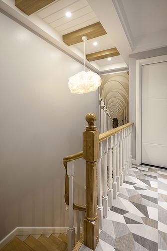 80平米复式北欧风格楼梯间装修案例