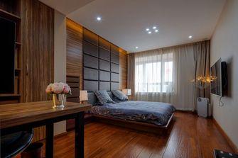 15-20万140平米四室两厅英伦风格卧室装修案例