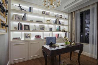 法式风格书房图片大全