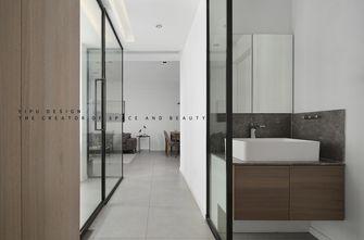 经济型90平米三室两厅现代简约风格走廊欣赏图