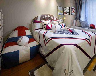140平米三室一厅混搭风格儿童房欣赏图