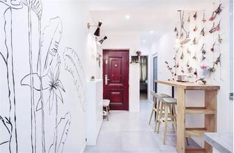 50平米公寓宜家风格客厅效果图