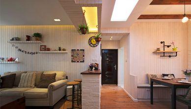 60平米一室两厅美式风格走廊装修图片大全