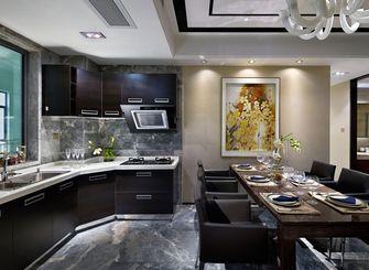 130平米四室一厅中式风格餐厅装修案例