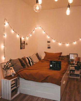80平米一室一厅宜家风格卧室欣赏图