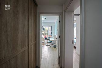 120平米三室两厅北欧风格储藏室装修图片大全