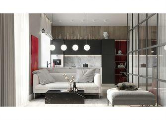 50平米一居室混搭风格厨房欣赏图