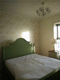 140平米四室三厅田园风格卧室图