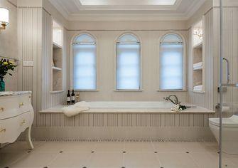 140平米四室三厅法式风格卫生间图片大全