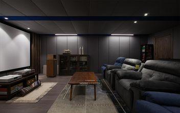 140平米别墅混搭风格影音室图片大全