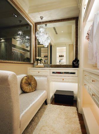 10-15万110平米三室一厅法式风格梳妆台装修图片大全