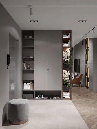 140平米三室三厅混搭风格玄关装修效果图
