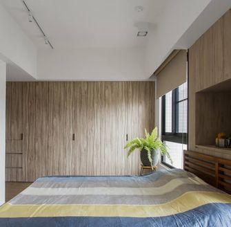 80平米一居室日式风格卧室欣赏图