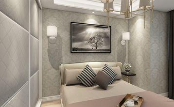 80平米三新古典风格卧室设计图