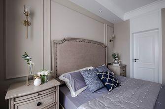 120平米三室两厅美式风格卧室图片
