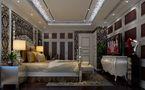 豪华型140平米四室五厅其他风格卧室欣赏图