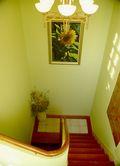 20万以上100平米别墅田园风格楼梯效果图