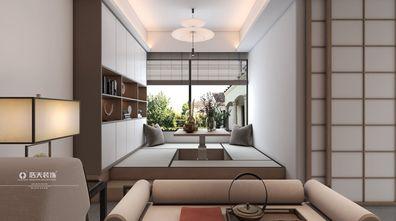 120平米三室两厅日式风格储藏室欣赏图