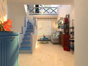 5-10万110平米四室三厅地中海风格走廊图片