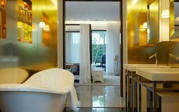 现代简约风格浴室欣赏图